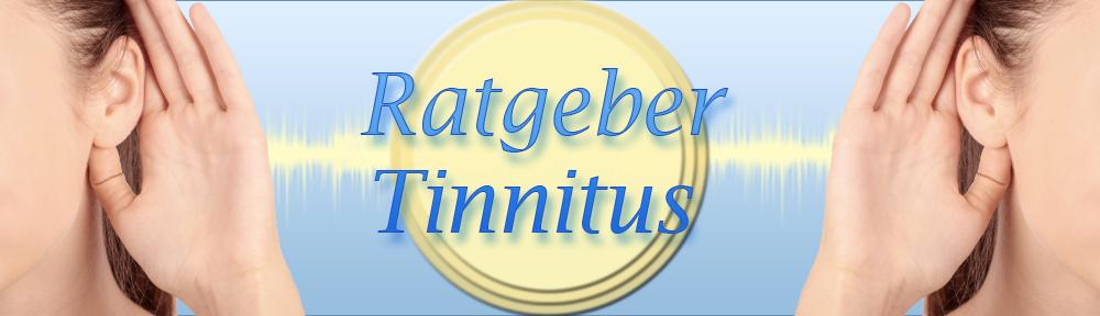 Ratgeber Tinnitus